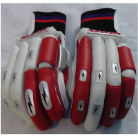 BDM LIMITED EDITION SACHIN TENDULKAR BATTING GLOVES RED